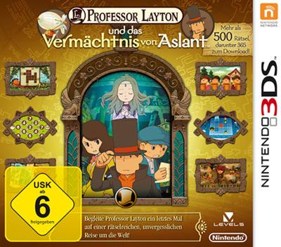 3DS coverM (AL6P)