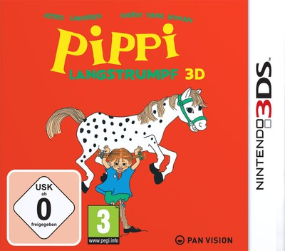 Pippi Langstrumpf 3D 3DS coverM (APEP)