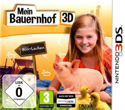 Mein Bauernhof 3D 3DS coverM (BHFP)