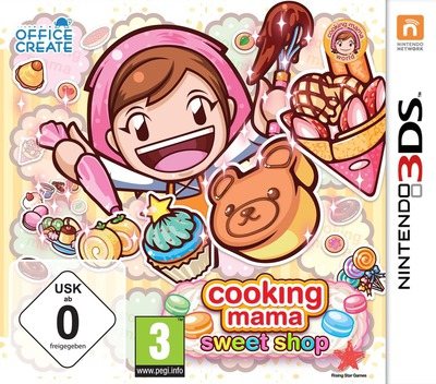 3DS coverM (BS8P)