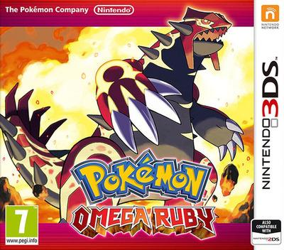 3DS coverM (ECRP)