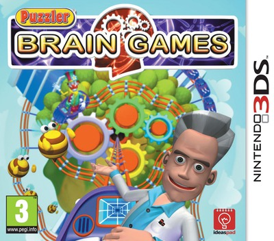 Puzzler Brain Games 3DS coverM (AAGP)
