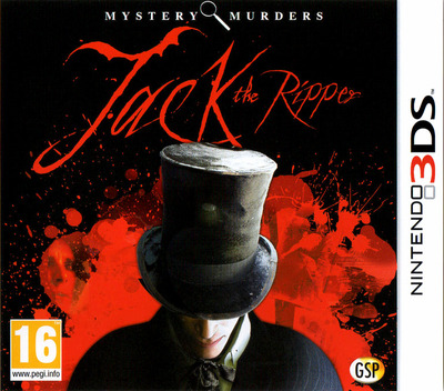 Mystery Murders - Jack the Ripper 3DS coverM (AAJP)
