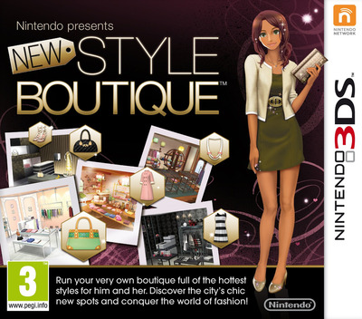 New Style Boutique 3DS coverM (ACLP)