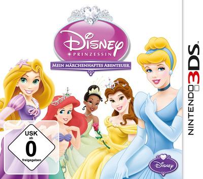 Disney Princess - My Fairytale Adventure 3DS coverM (ADPD)