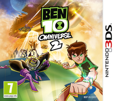 Ben 10 - Omniverse 2 3DS coverM (AEQP)