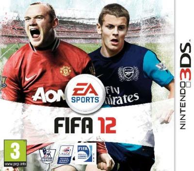 FIFA 12 3DS coverM (AF2P)
