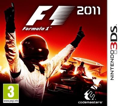 F1 2011 3DS coverM (AF4P)