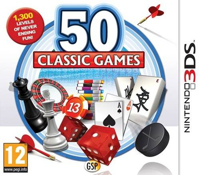35 Classic Games 3DS coverM (AF5P)