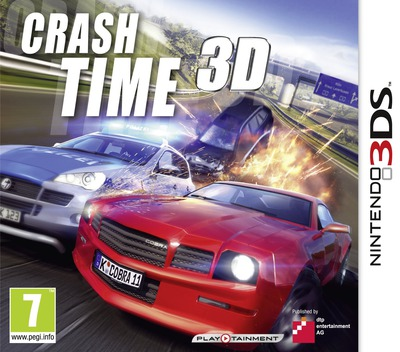 Crash Time 3D 3DS coverM (AFBP)