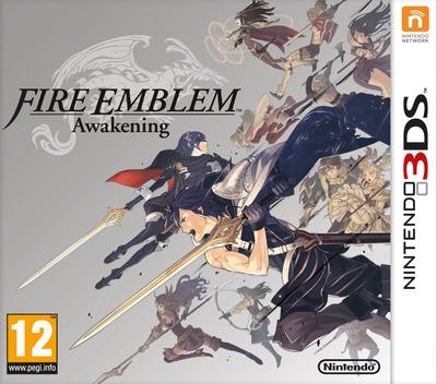Fire Emblem - Awakening 3DS coverM (AFEP)