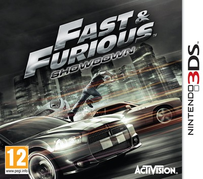 Fast & Furious - Showdown 3DS coverM (AFHP)