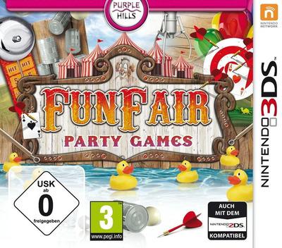 Funfair Party Games 3DS coverM (AFND)