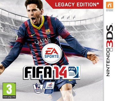 FIFA 14 - Legacy Edition 3DS coverM (AFYP)