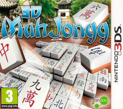 3D MahJongg 3DS coverM (AG2P)