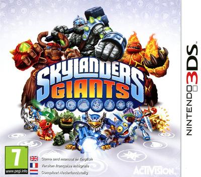 Skylanders Giants 3DS coverM (AG6P)