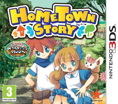 Hometown Story 3DS coverM (AHXP)