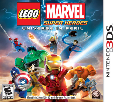 LEGO Marvel Super Heroes - Universe in Peril 3DS coverM (AL5Y)
