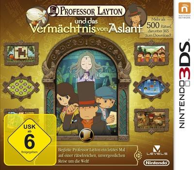 Professor Layton und das Vermaechtnis von Aslant 3DS coverM (AL6D)