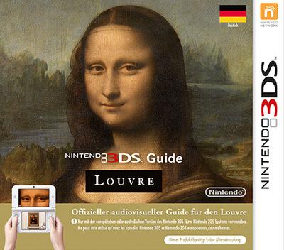 Nintendo 3DS Guide - Louvre 3DS coverM (AL8D)