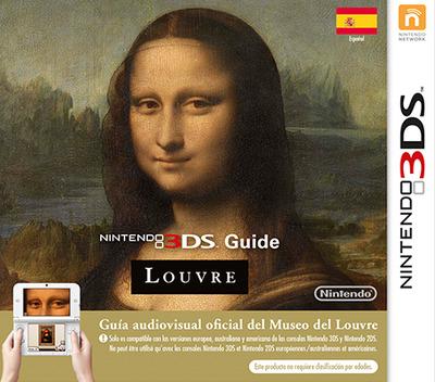 Nintendo 3DS Guide - Louvre 3DS coverM (AL8S)