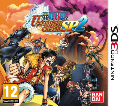 One Piece - Unlimited Cruise SP2 3DS coverM (AL9P)
