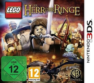 LEGO The Lord of the Rings 3DS coverM (ALAD)