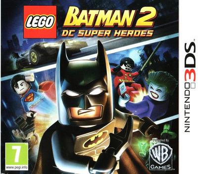 LEGO Batman 2 - DC Super Heroes 3DS coverM (ALBP)