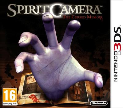 Spirit Camera - The Cursed Memoir 3DS coverM (ALCP)