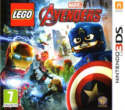 LEGO Marvel's Avengers 3DS coverM (ALEZ)