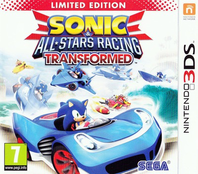 Sonic & All-Stars Racing Transformed 3DS coverM (ALLP)