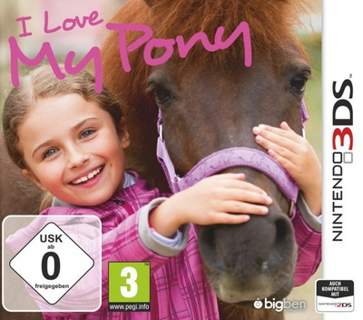 I Love My Pony 3DS coverM (ALNP)