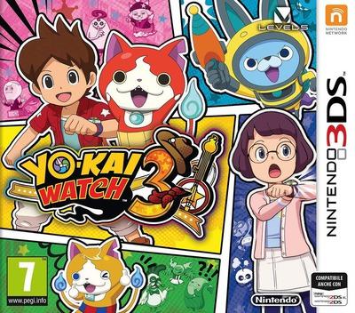 Yo-Kai Watch 3 3DS coverM (ALZI)