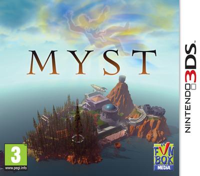 Myst 3DS coverM (AM7P)