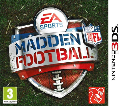Madden NFL Football 3DS coverM (AMDP)
