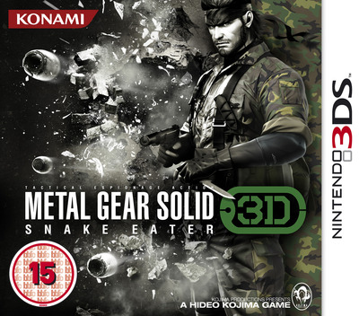 Metal Gear Solid 3D - Snake Eater 3DS coverM (AMGP)