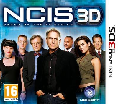 NCIS 3D 3DS coverM (ANCP)