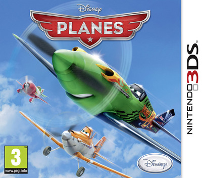 Disney Planes 3DS coverM (APNP)