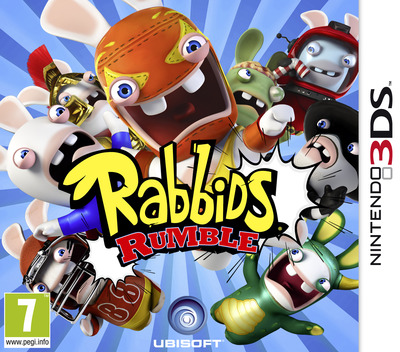 Rabbids Rumble 3DS coverM (AR5P)