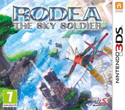 Rodea - The Sky Soldier 3DS coverM (AR6P)