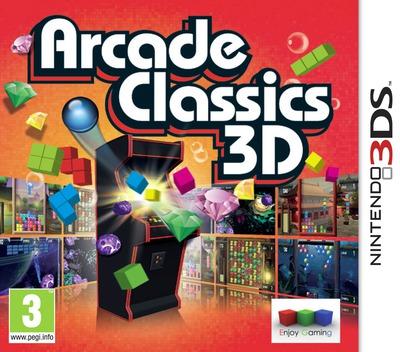 Arcade Classics 3D 3DS coverM (ARDP)