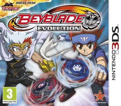 Beyblade - Evolution 3DS coverM (ARXP)