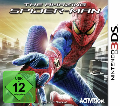 The Amazing Spider-Man 3DS coverM (AS8D)