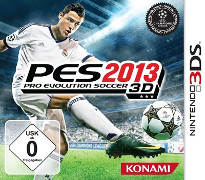 Pro Evolution Soccer 2013 3D 3DS coverM (AWTD)