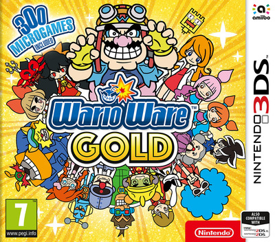 WarioWare Gold 3DS coverM (AWXP)