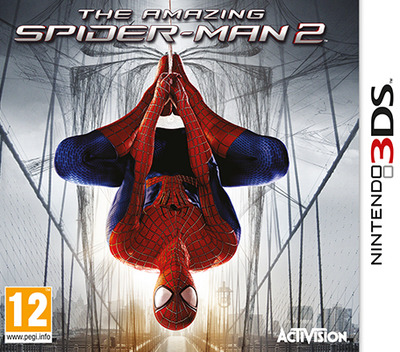 The Amazing Spider-Man 2 3DS coverM (AXYP)