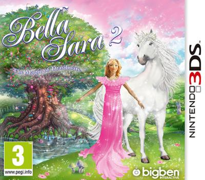 Bella Sara 2 3DS coverM (AY7P)