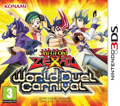 Yu-Gi-Oh! Zexal - World Duel Carnival 3DS coverM (AYXP)