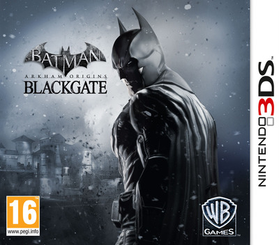 Batman - Arkham Origins Blackgate 3DS coverM (AZEP)