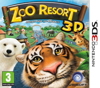 Zoo Resort 3D 3DS coverM (AZOP)